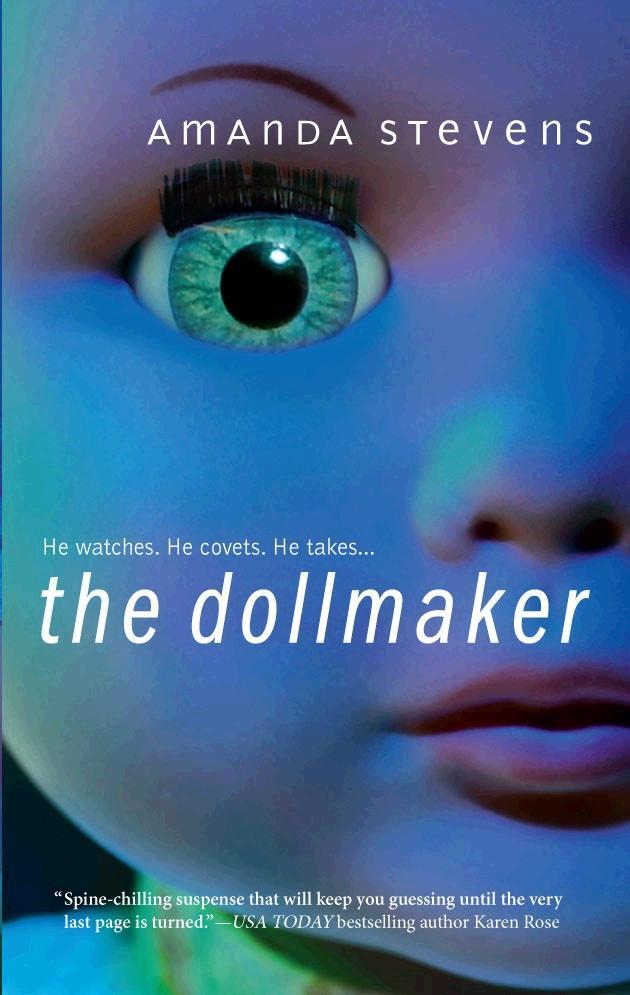 TheDollmaker-AmandaStevens