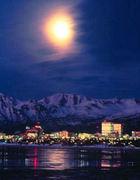 Anchorage Night