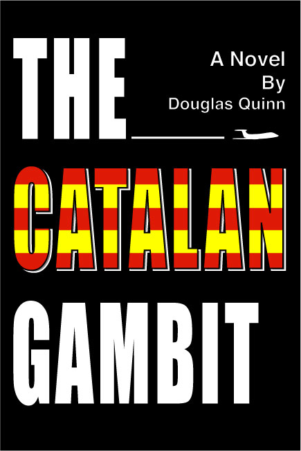 Cover for The Catalan Gambit