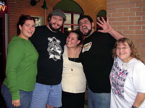 Orlando Comic Con Group