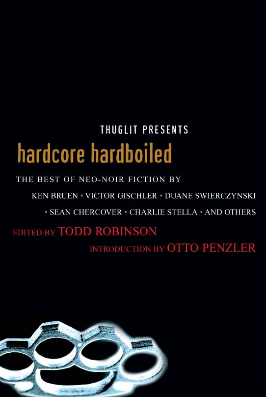 Hardcore Hardboiled cover