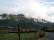 Chagach Mountains outside of Alaska Animal Conservatory