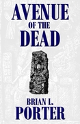 Avenue of the Dead - Paperback cover