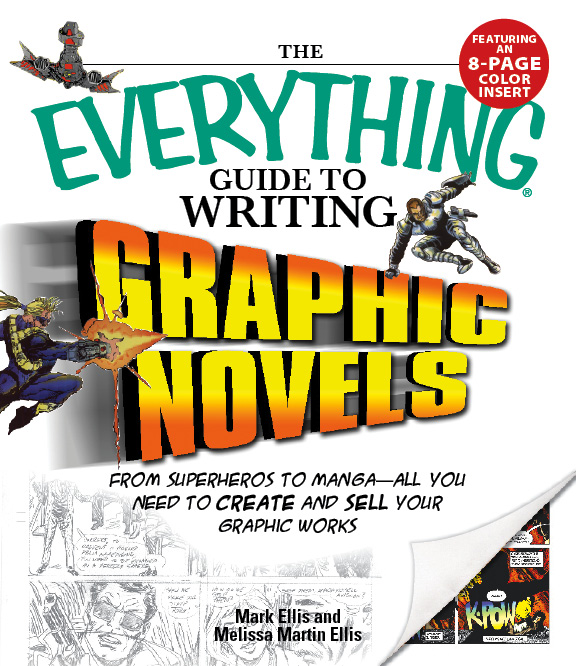 Ev-Guide Graphic Novels