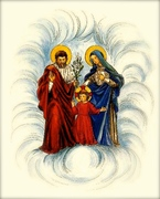 San Giuseppe nel cielo di Fatima