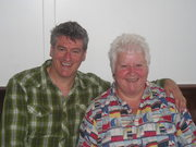 Martyn Waites and Val McDermid