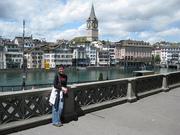 Mitzi in Zurich
