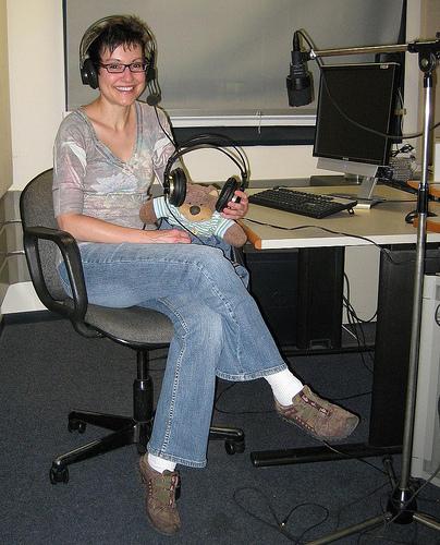 Interview on Radio FM4 ORF Vienna