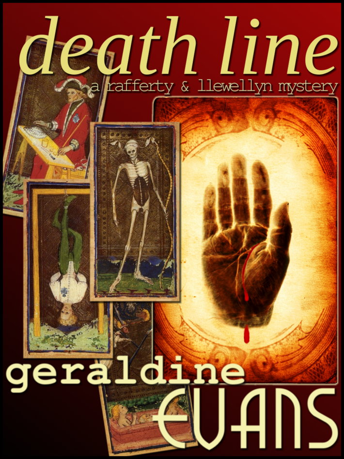 DEATH LINE EBOOK COVER
