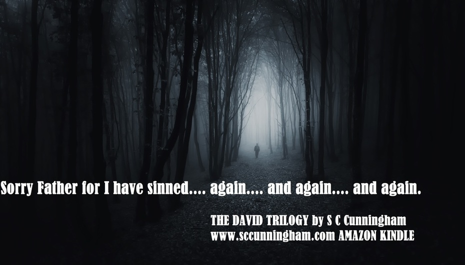 THE DAVID TRILOGY by S C Cunningham