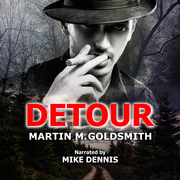 DETOUR audio cover