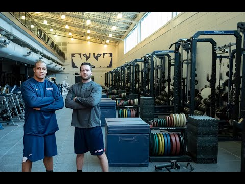 On the Mic: UConn Football Strength Staff