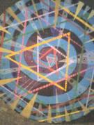 acrylic on canvass Lex Loeb