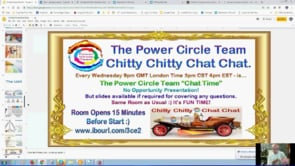 Power Circle Team Chitty Chitty Chat Chat Webinar Replay 13th March 2019