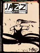 """""""Victory"""", cover of Jazz Magazine"""