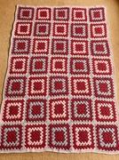 Cath Riley's super soft squares.