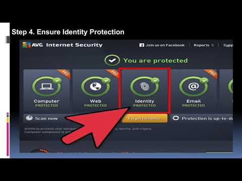 How to Activating and Used AVG Internet Security?