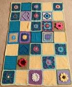 Linda Maltby's squares.
