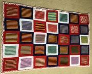 Anne Connor's fabulous squares.