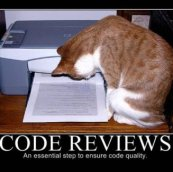 Cross-Posting: Code Reviews - Improving Your Reviews & Throw away your Code