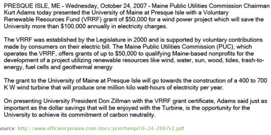 Why Won't the University of Maine Admit Just How Badly They