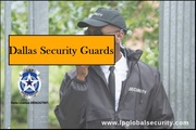 Hire professional Dallas security guard from L&P GlobalSecurity