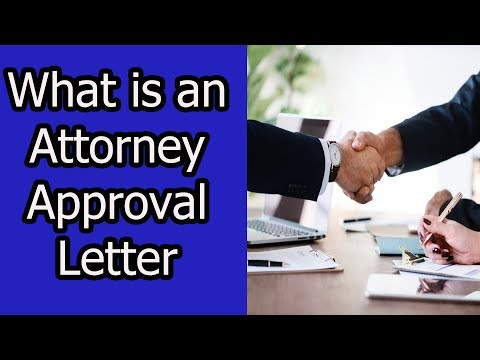 Attorney Approval Process for Residential Real Estate Contract