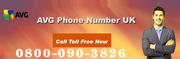 AVG Customer Toll Free Number UK