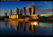 Puerto Madero, Buenos Aires, Argentina.