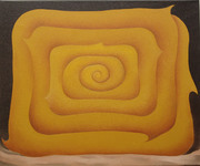 Woman in Yellow 2008