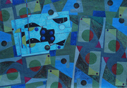 Composition XXV-07 50x70cm