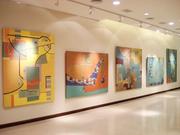 Maria Parmo, Solo exhibition.Monteoro Gallery. Cordoba, AR.