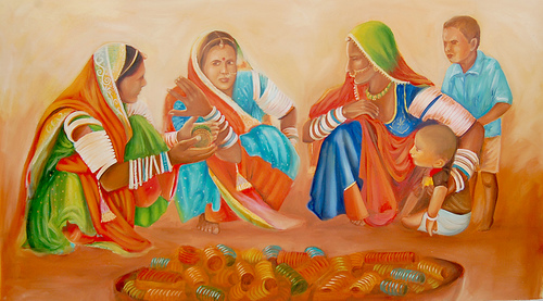 Bengal's market