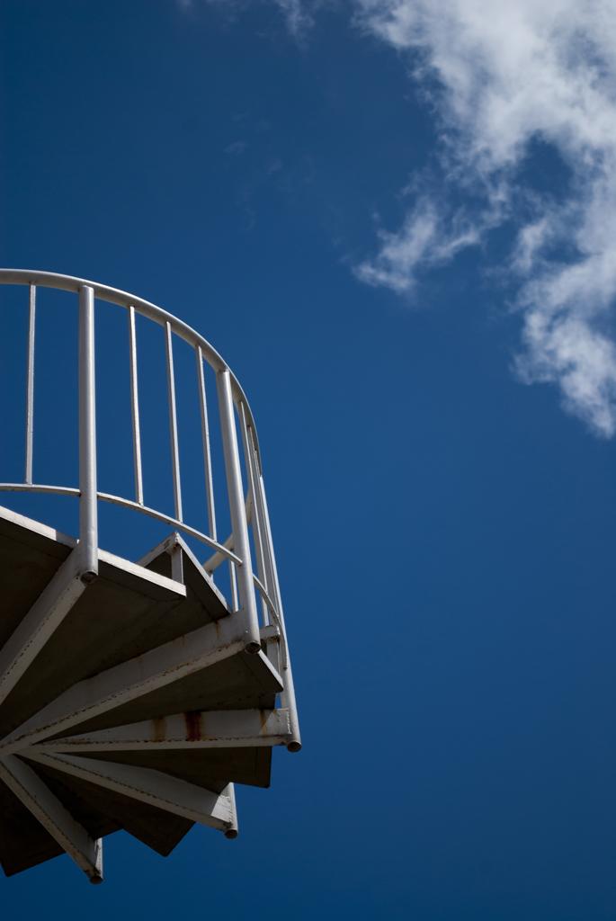11 Escalera de Caracol