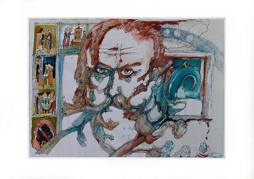 Der Maler, Pieronymus