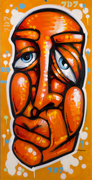 Orange Long Face