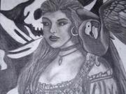 Pirate Princess Close up