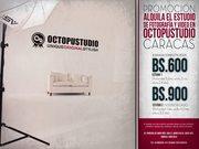 Promocion Octopustudio