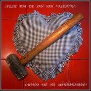 JR12Estocolmo471 - ¡ Estoy flechad@ por tu mandarria, Feliz Día de San Valentín !
