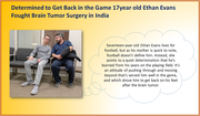 brain tumor surgery in india for international patients