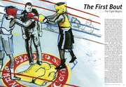 The First Bout