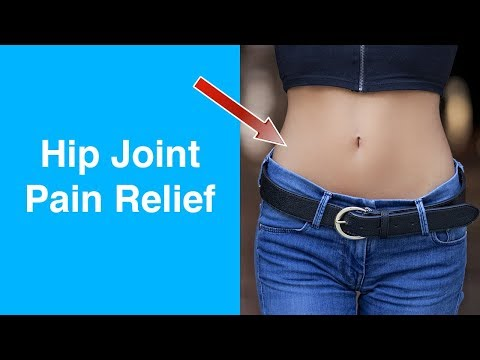 Hip Joint Pain Relief - Home Remedy Treatment