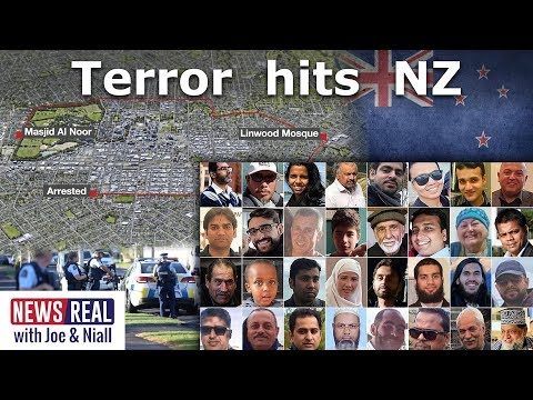 NewsReal #30: Christchurch Massacre - Don't Fall For The Manipulation