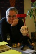 Steven Jobs and ME :) 0930cc