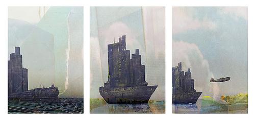 ayn rand books covers for art.lebedev studio