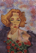 5-Marlene Dietrich por Carmen Luna