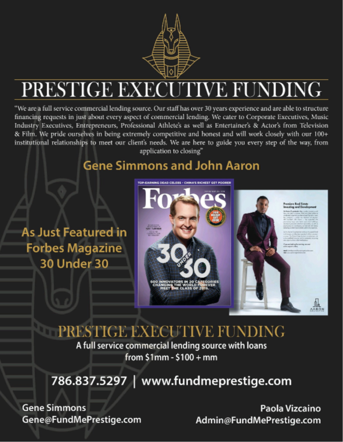 Prestige Executive Funding Helps Our Readers