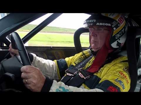 Calder Park Hot Laps with Peter Fitzgerald