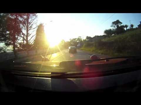 Porsche 968: A drive near Gijón