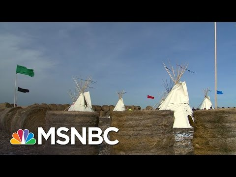 Rewrite: The Protests At Standing Rock | The Last Word | MSNBC